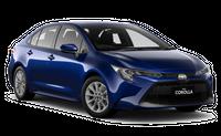 Corolla Hybrid Saloon