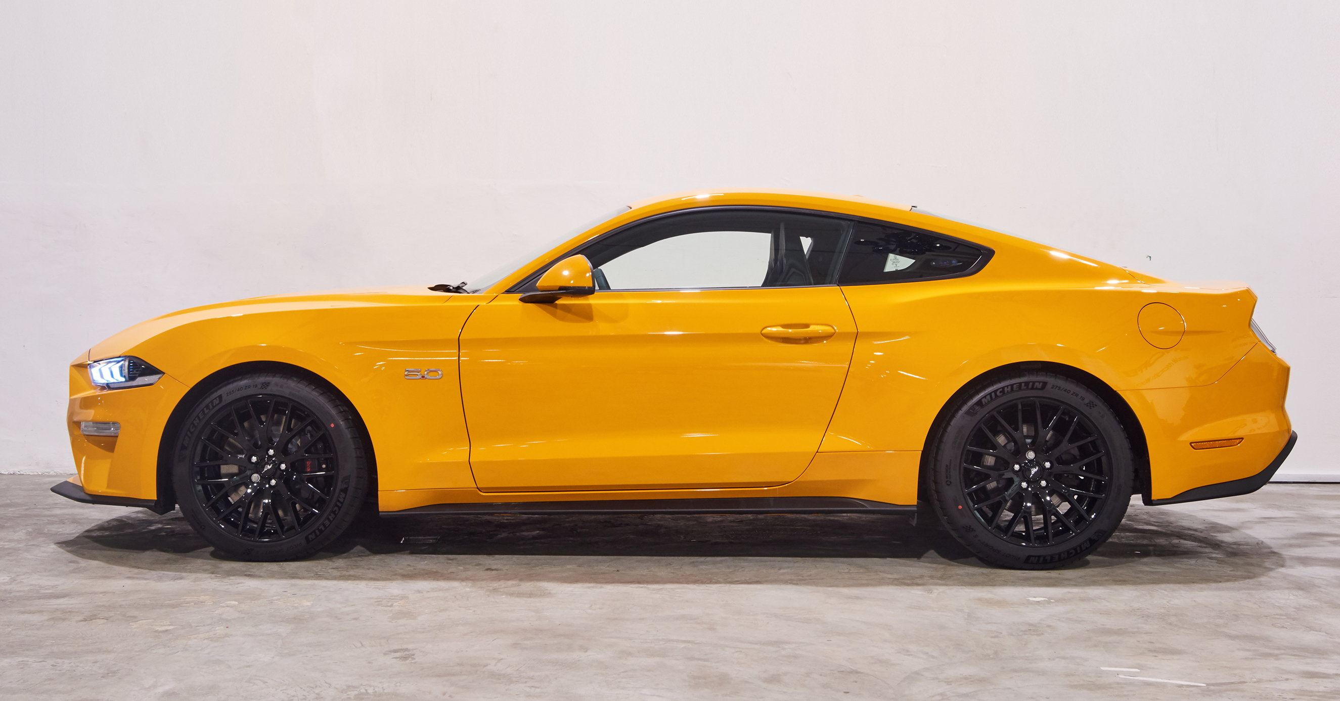 The Ford Mustang is built to provide a balanced performance and engineered to ensure the power is delivered with maximum efficiency. Fastback or Convertible? The choice is yours.