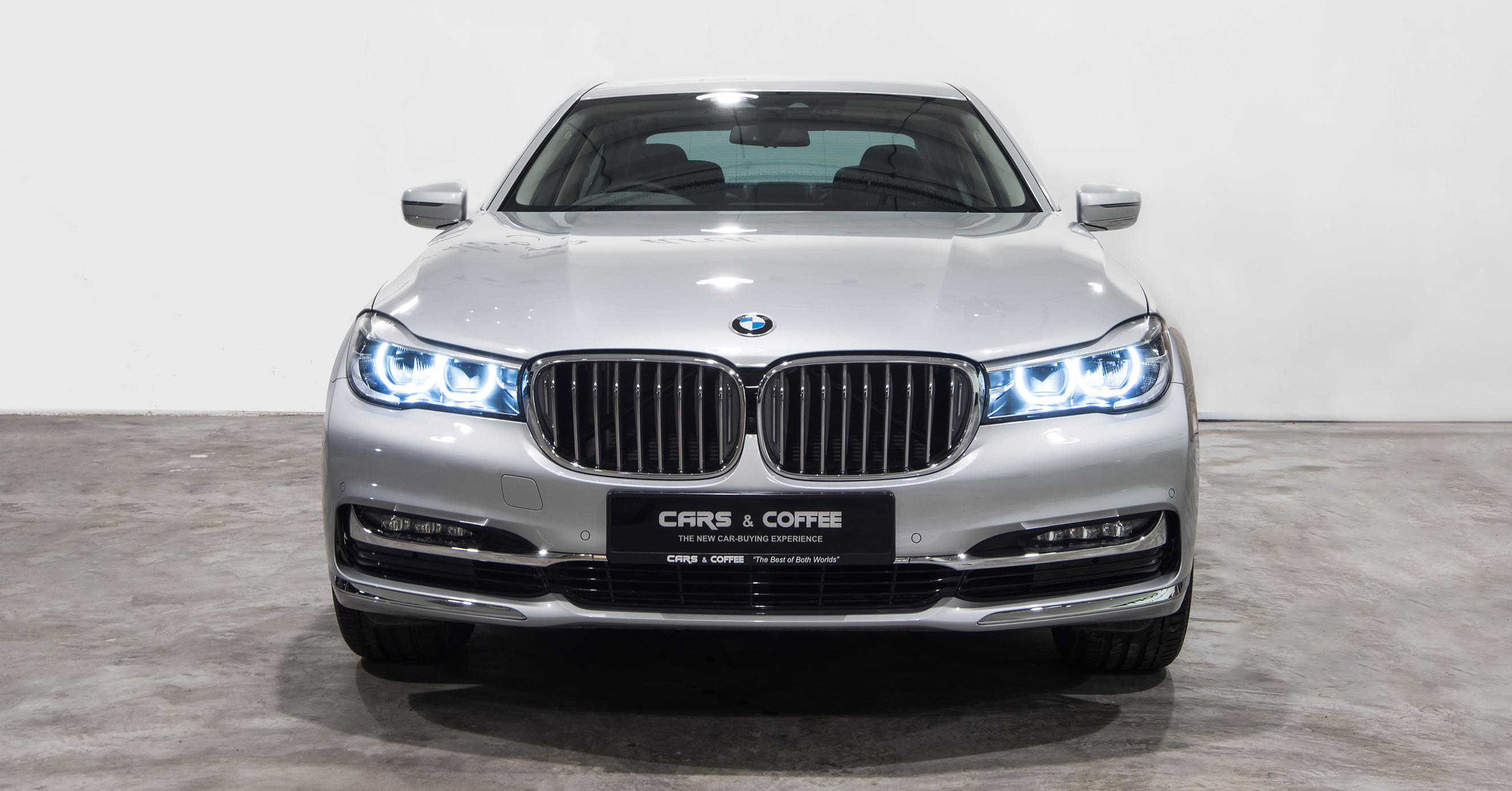 The New BMW 7 Series is more than flawless craftsmanship. It's a window into the future of luxury car design.