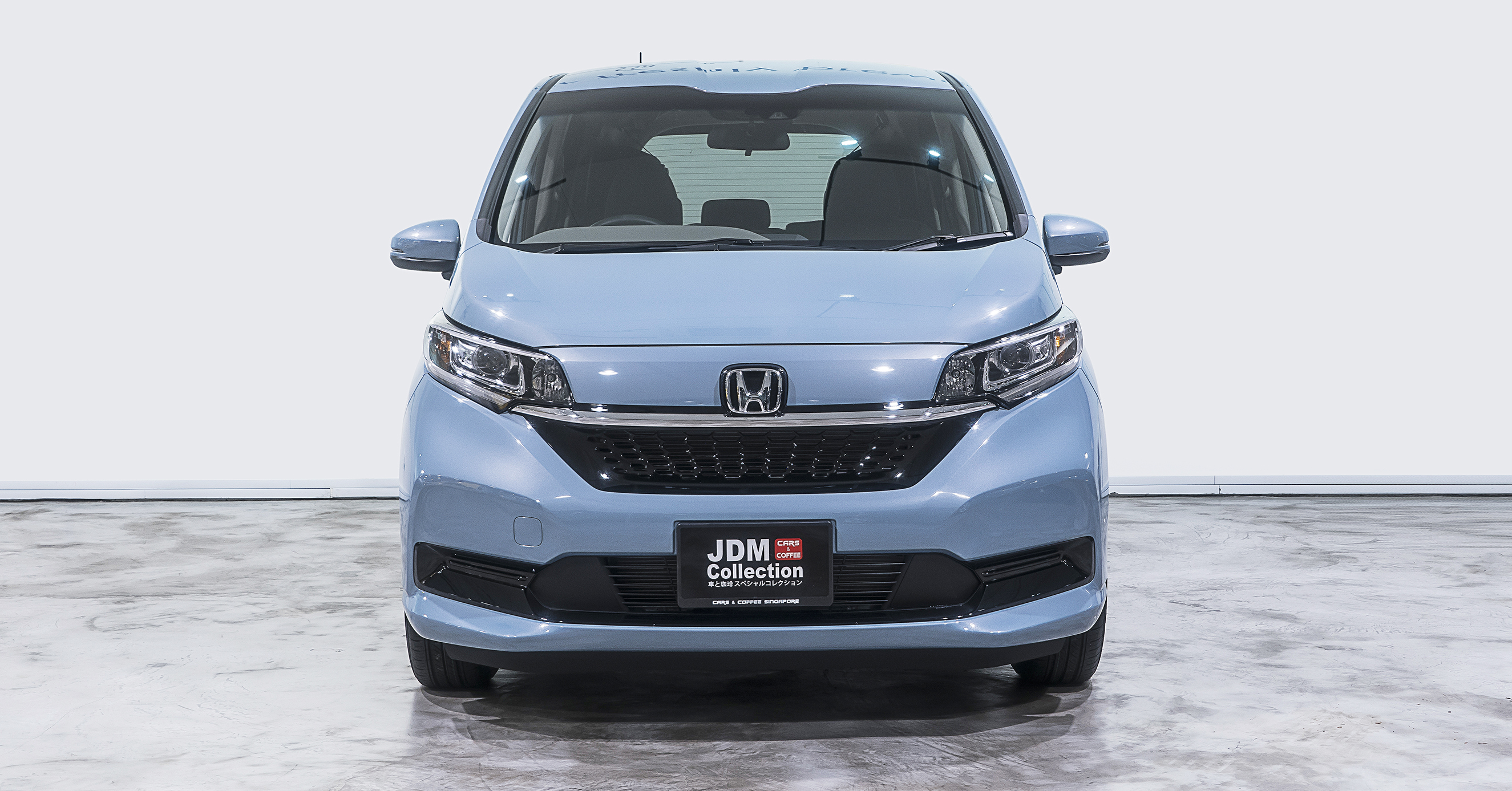 The New Honda Freed is completely redesigned with new ultra modern styling. It's the perfect family minivan for everyday's use.