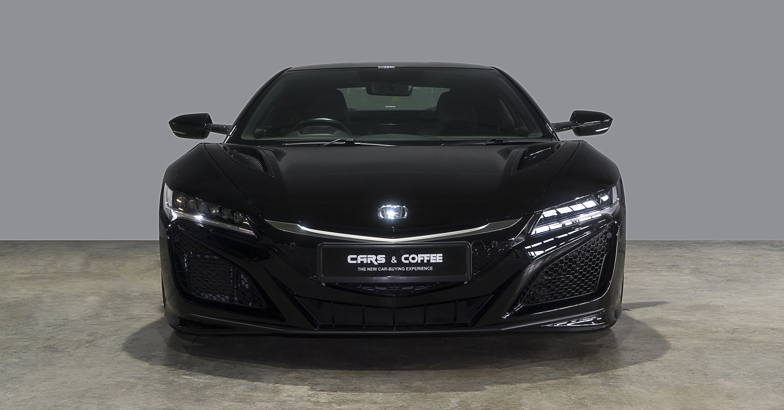"The Honda NSX is the rebirth of an icon representing the ultimate combination in power, sportiness and efficiency. Dubbed the new sports experience, it was developed under the concept of a ""human-centered supercar""."