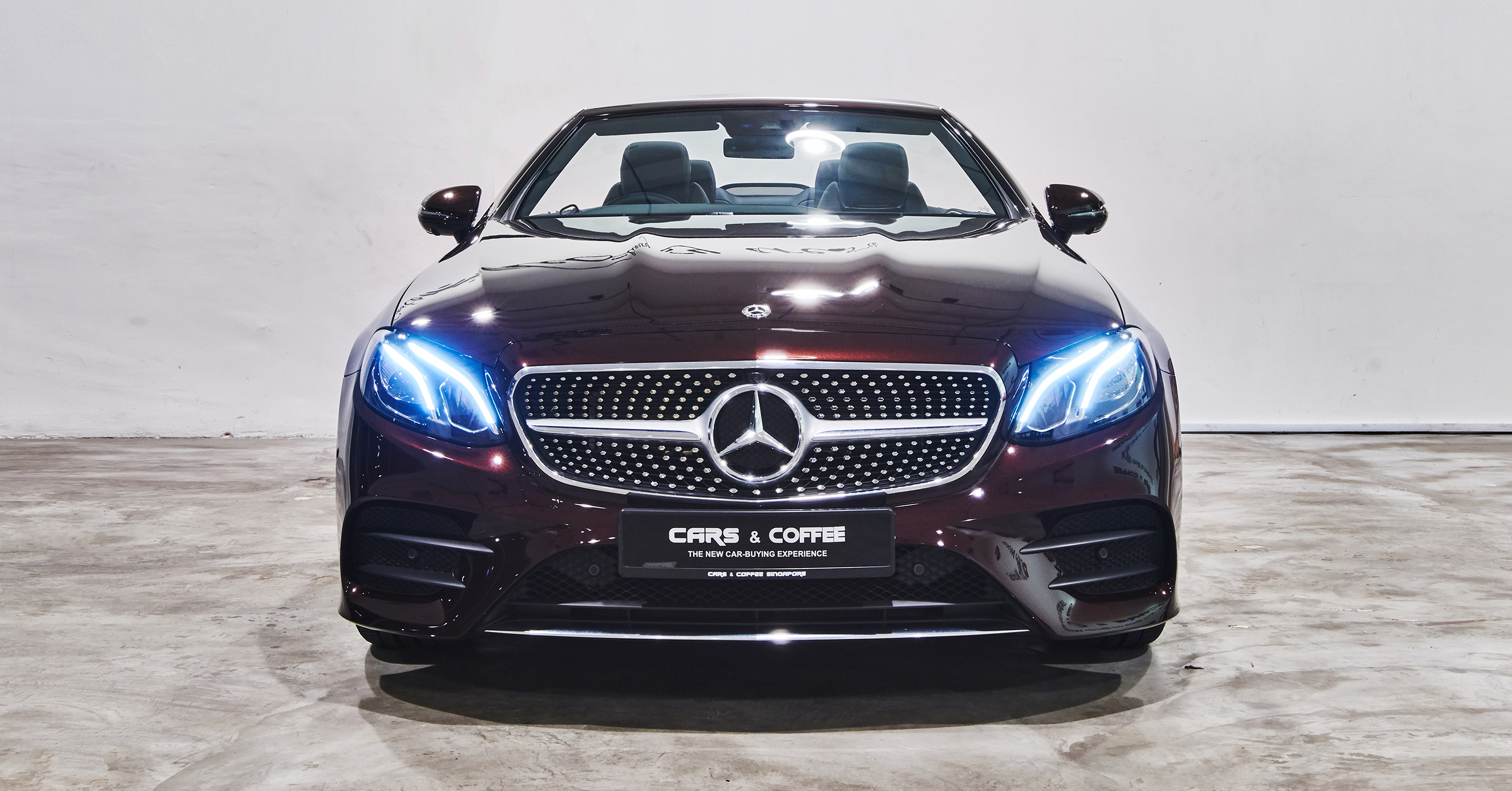 Open-top driving makes every journey an adventure. The Mercedes-Benz E-Class Cabriolet's selected highlights at a glance.
