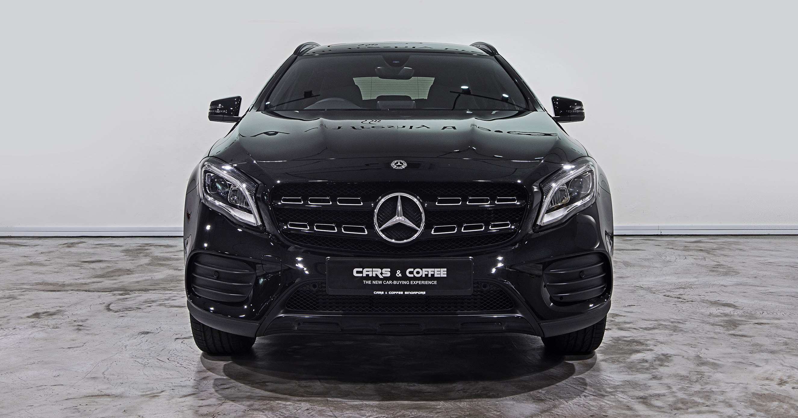With the character of a Mercedes-Benz SUV, a sporting soul and a compact footprint, the turbocharged GLA is agile, adventurous and adaptable. It's at home in the city, eager when you're far from home, and a perfect fit for today, and tomorrow.