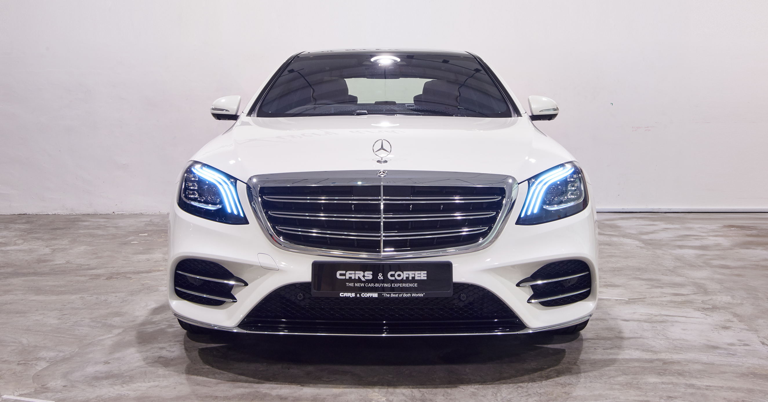 With its ideal proportions and distinctive new details, the redesigned S-Class is at once more majestic and more athletic. From the double chrome bars in its grille and new front apron to its strong rear shoulders, it clearly conveys the power and strength within. Yet its subtleties are just as compelling. Its unusually crisp body creases, impossibly tight tolerances, and intriguing LED illumination make it the embodiment of confident elegance and the advancement of a rich tradition.