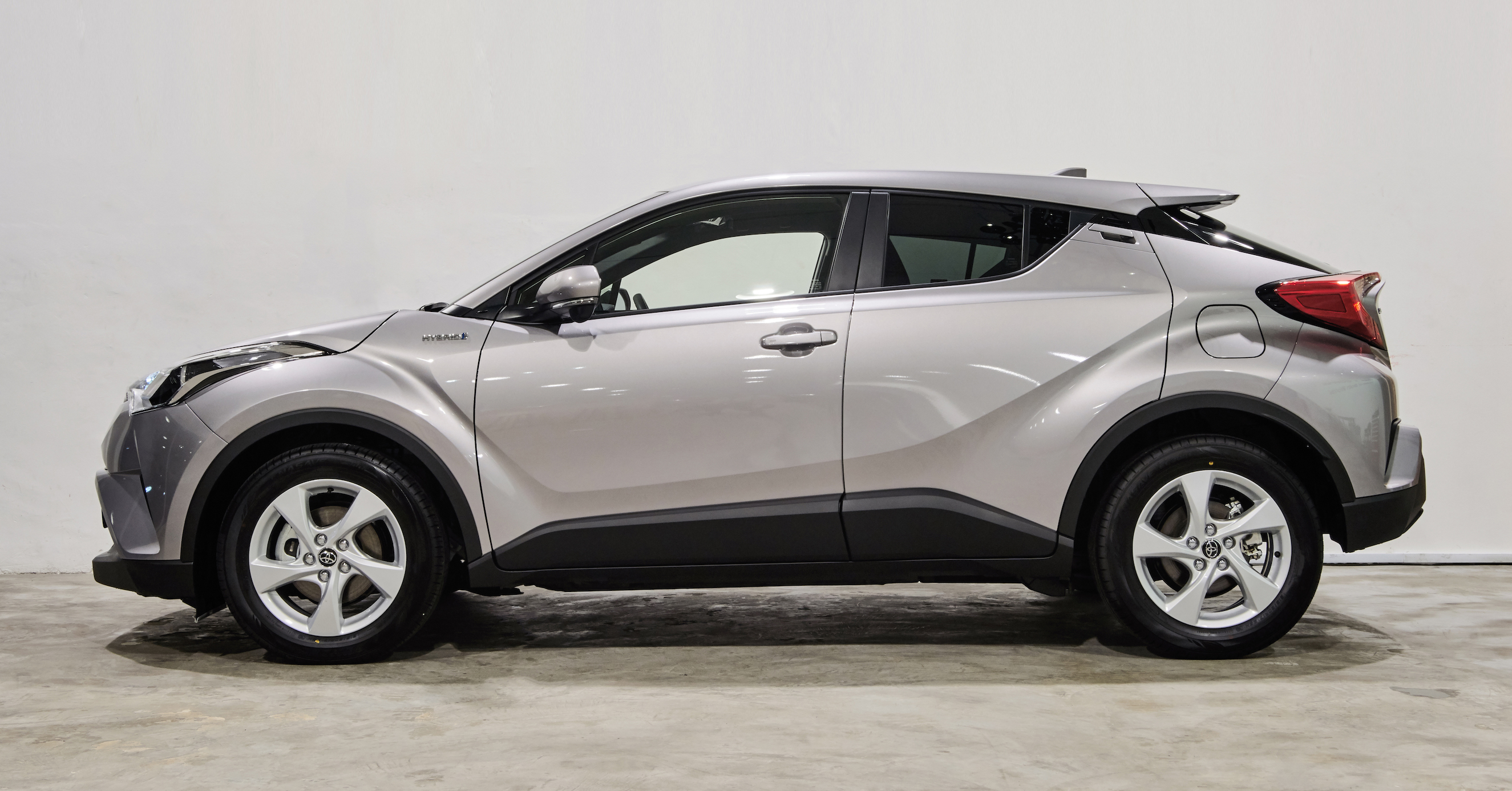In a world of ordinary, stand out, with the Toyota C-HR's angular dynamic design; powerful performance and agility. The urban SUV range that answers all the questions of the city.