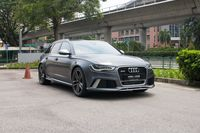 Pre-Owned Audi RS6 Avant 4.0A TFSI Quattro | Cars and Coffee Singapore