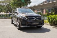 Certified Pre-Owned Mercedes-Benz GLE400 4MATIC | Cars and Coffee Singapore