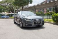 Certified Pre-Owned Audi S5 Cabriolet 3.0A TFSI Quattro | Cars and Coffee Singapore