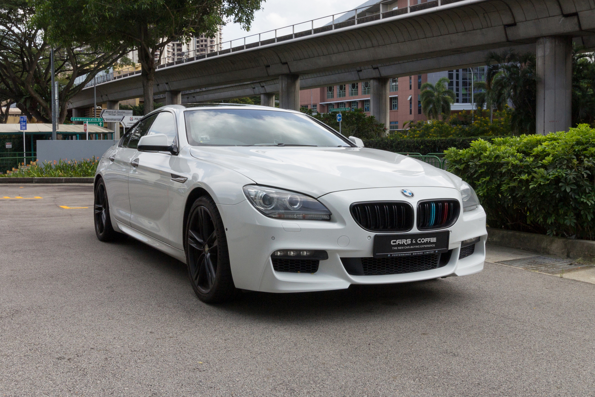 Certified Pre-Owned BMW 640i Gran Coupé M-Sport | Cars and Coffee Singapore