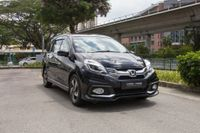 Certified Pre-Owned Honda Mobilio 1.5A RS i-VTEC Luxe | Cars and Coffee Singapore