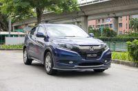 Certified Pre-Owned Honda Vezel Hybrid 1.5A X Honda Sensing | Cars and Coffee Singapore