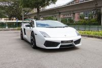 Certified Pre-Owned Lamborghini Gallardo LP560-4 | Cars and Coffee Singapore