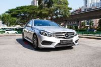 Certified Pre-Owned Mercedes-Benz E250 Edition E | Cars and Coffee Singapore