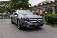Certified Pre-Owned Mercedes-Benz GLA200 Urban | Cars and Coffee Singapore
