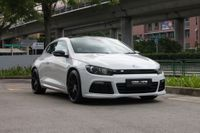 Certified Pre-Owned Volkswagen Scirocco R 2.0A | Cars and Coffee Singapore