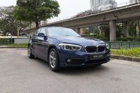 Certified Pre-Owned BMW 116d | Cars and Coffee Singapore
