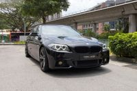 Certified Pre-Owned BMW 528i | Cars and Coffee Singapore