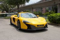 Certified Pre-Owned McLaren 650S | Cars and Coffee Singapore
