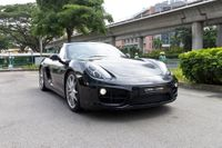 Certified Pre-Owned Porsche Cayman S 3.4A PDK | Cars and Coffee Singapore