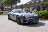 Certified Pre-Owned Mercedes-Benz AMG GT | Cars and Coffee Singapore
