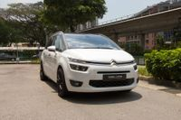 Certified Pre-Owned Citroen Grand C4 Picasso Diesel 1.6A e-HDi | Cars and Coffee Singapore