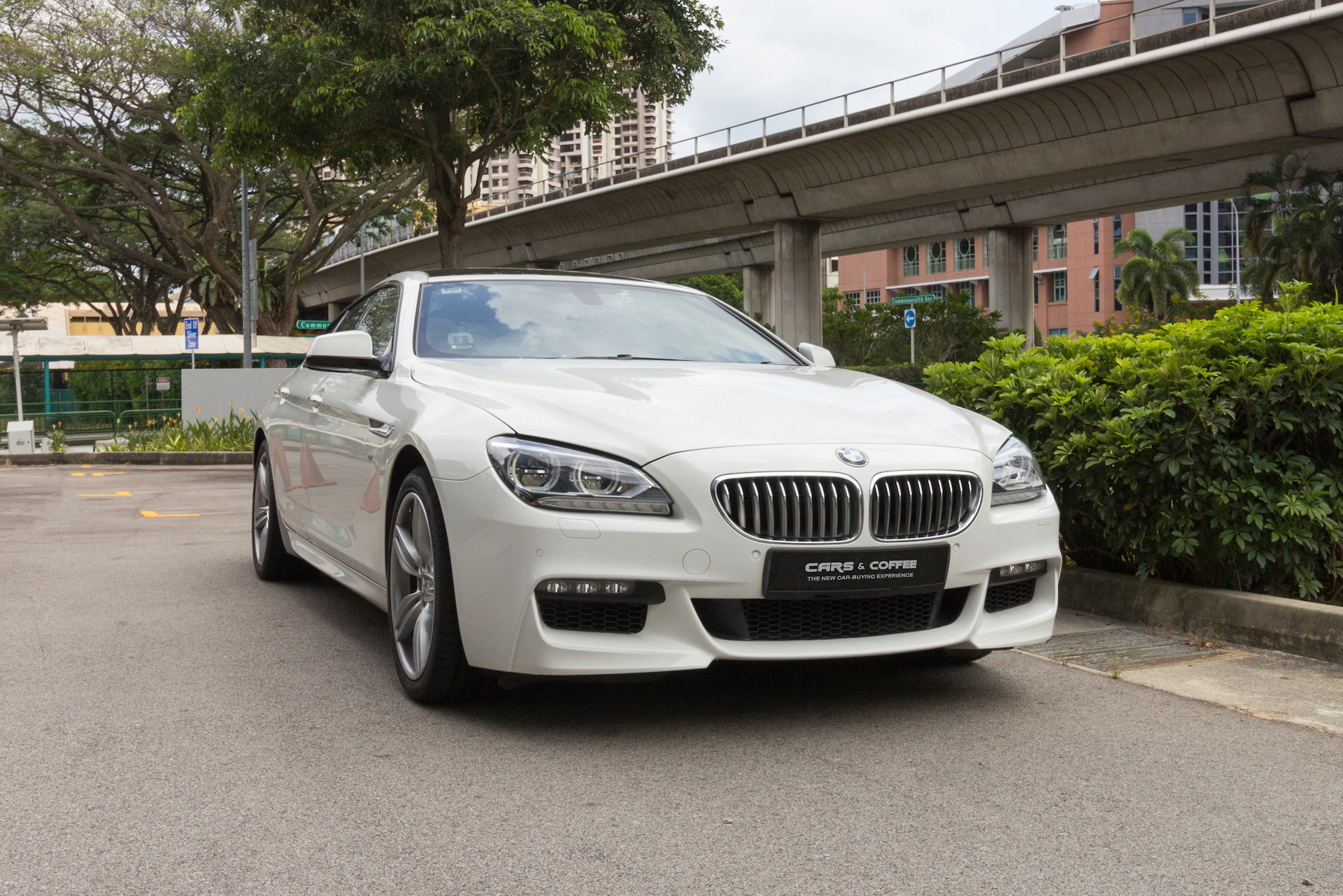 Certified Pre-Owned BMW 650i Gran Coupe | Cars and Coffee Singapore