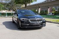 Certified Pre-Owned BMW 530i Luxury | Cars and Coffee Singapore