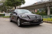 Certified Pre-Owned Mercedes-Benz C180K | Cars and Coffee Singapore