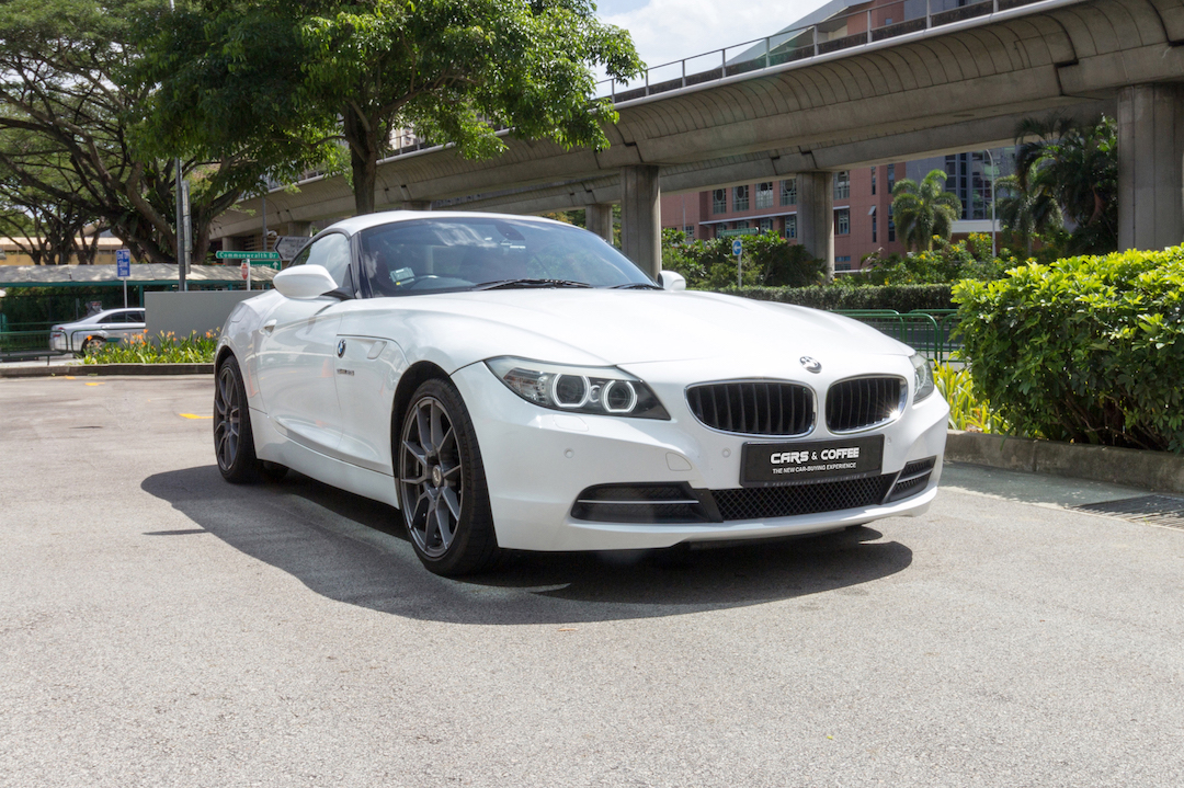 Certified Pre-Owned BMW Z4 sDrive23i | Cars and Coffee Singapore