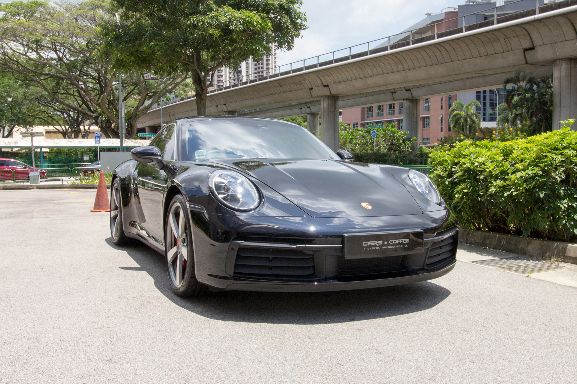 Certified Pre-Owned Porsche 911 Carrera S PDK | Cars and Coffee Singapore