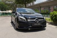 Certified Pre-Owned Mercedes-Benz A180d AMG | Cars and Coffee Singapore