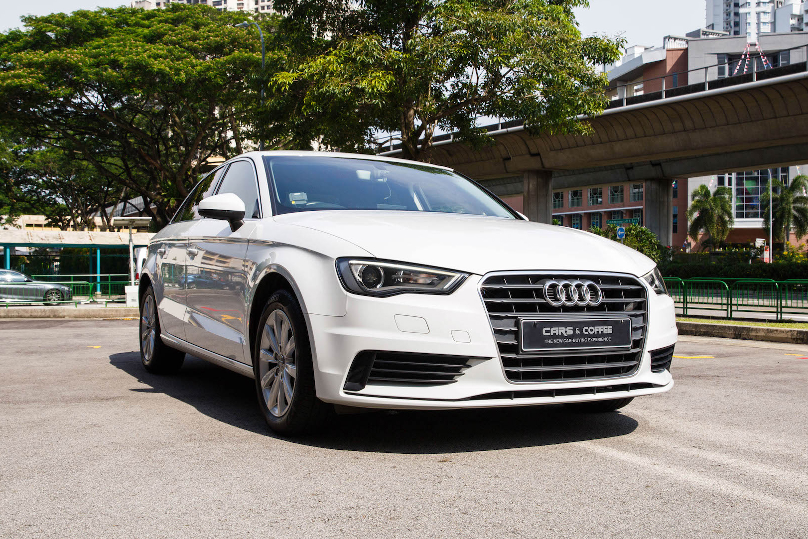 Certified Pre-Owned Audi A3 Sedan 1.4A TFSI S-tronic Ambiente | Cars and Coffee Singapore