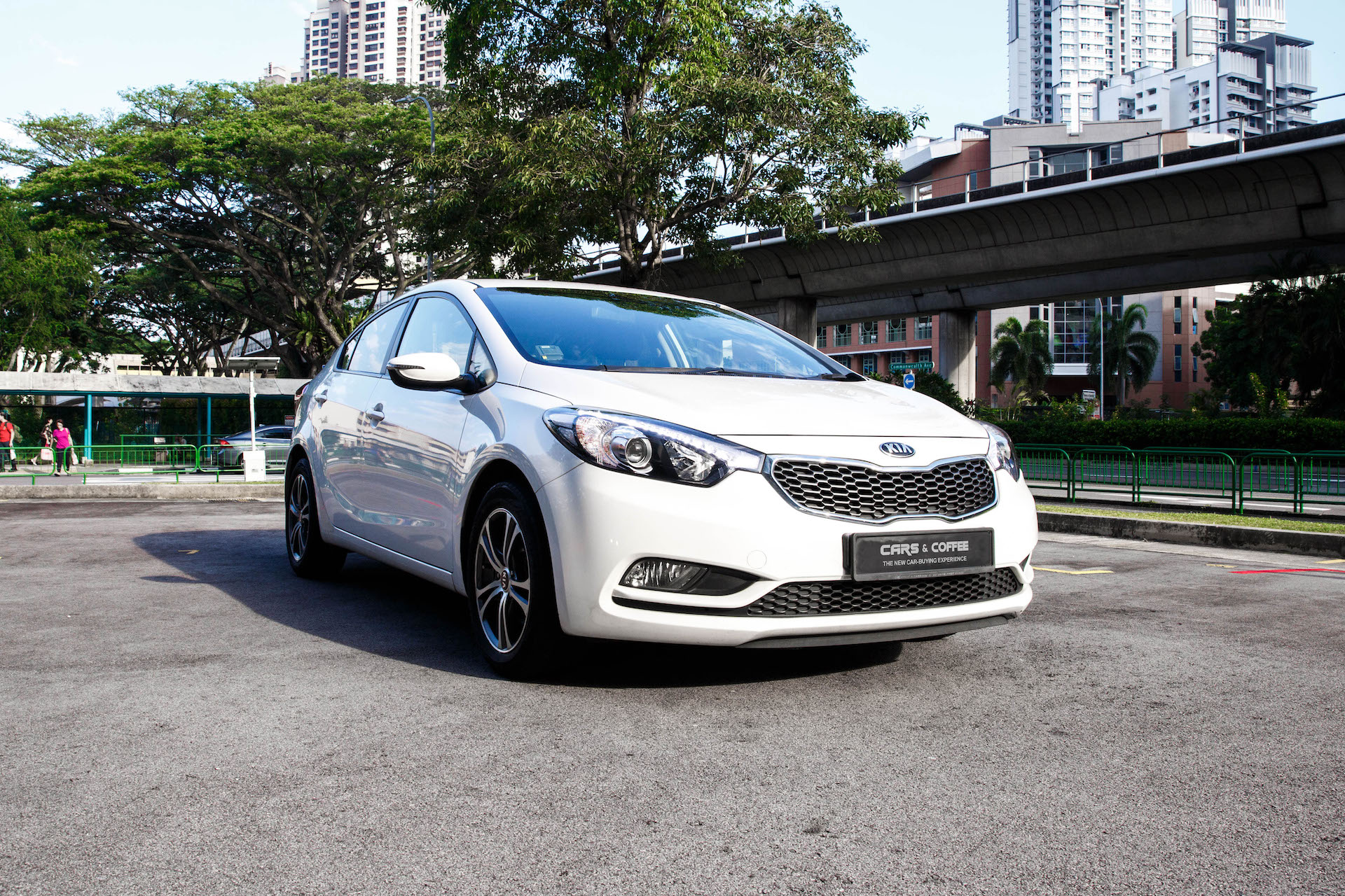 Certified Pre-Owned Kia Cerato K3 1.6A SX Sunroof   Cars and Coffee Singapore