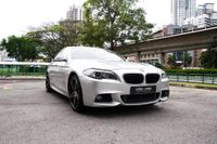 Certified Pre-Owned BMW 535i Sunroof | Cars and Coffee Singapore