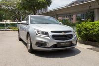 Certified Pre-Owned Chevrolet Cruze 1.6A | Cars and Coffee Singapore