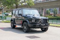 Certified Pre-Owned Mercedes-Benz G350d AMG 4MATIC | Cars and Coffee Singapore