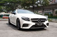 Certified Pre-Owned Mercedes-AMG E53 Coupé 4MATIC | Cars and Coffee Singapore