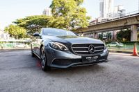 Certified Pre-Owned Mercedes-Benz E200 SE | Cars and Coffee Singapore