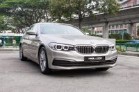 Certified Pre-Owned BMW 520i SE | Cars and Coffee Singapore