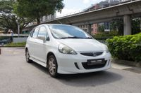 Certified Pre-Owned Honda Jazz 1.3A | Cars and Coffee Singapore