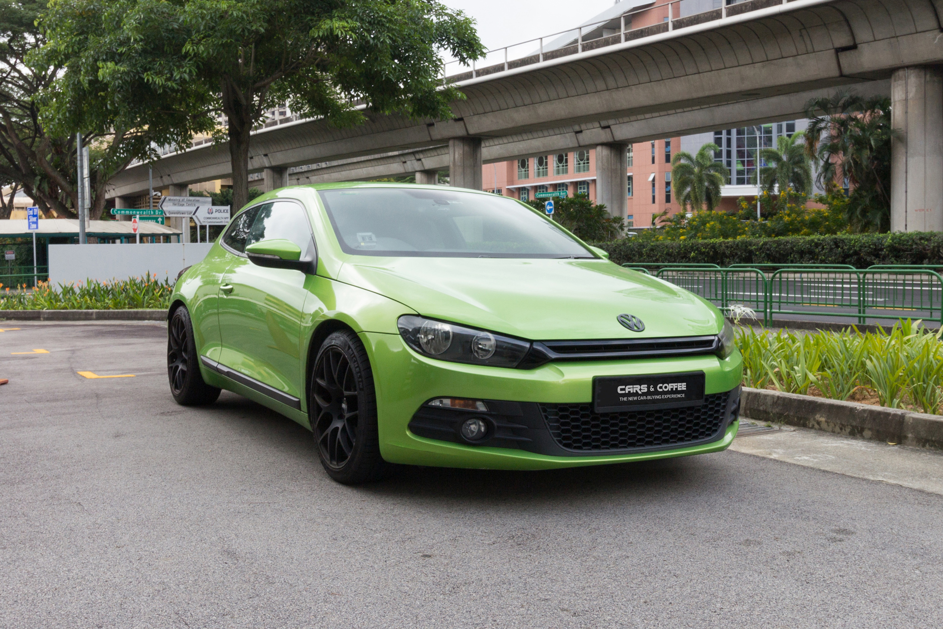 Certified Pre-Owned Volkswagen Scirocco 1.4A TSI | Cars and Coffee Singapore