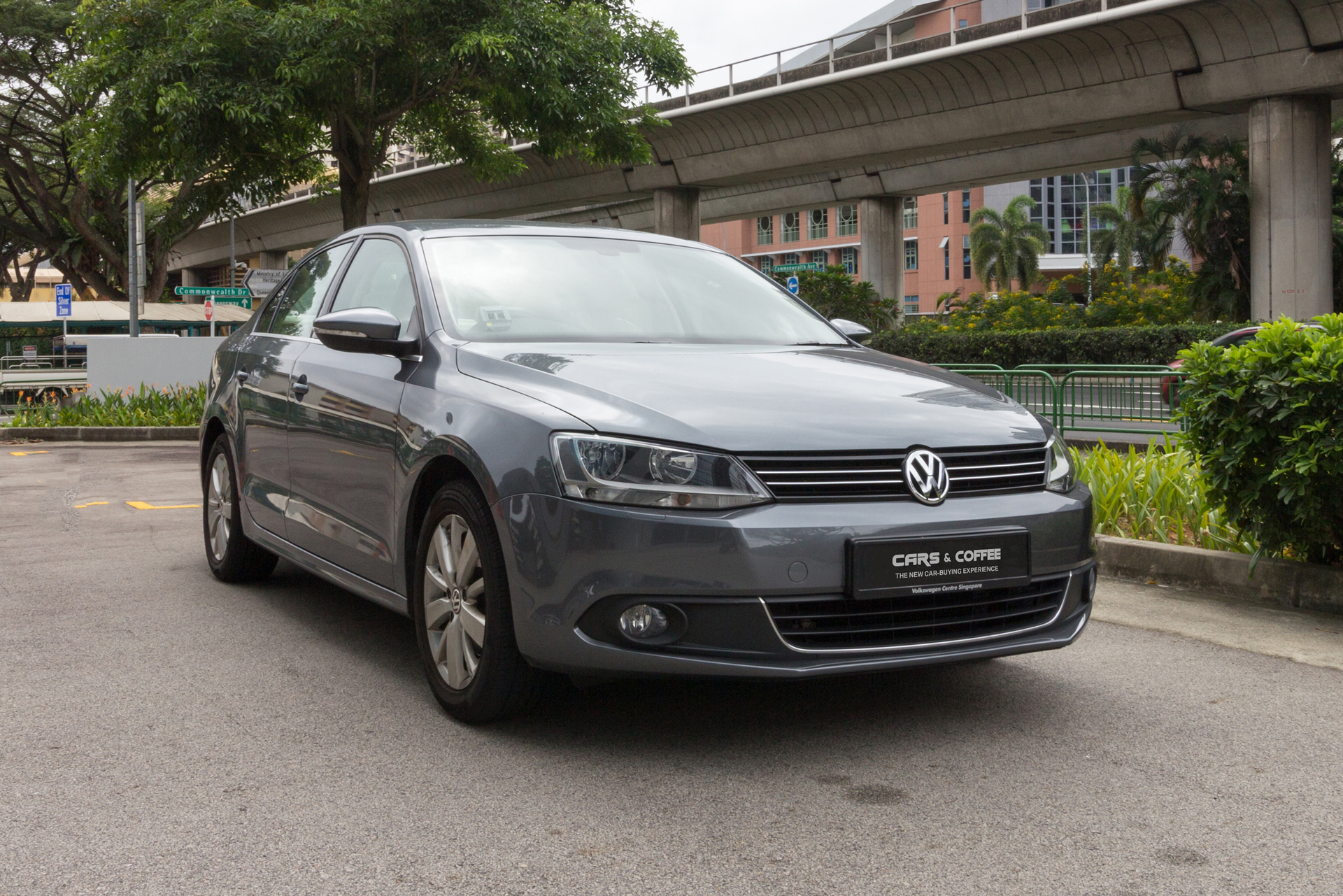 Certified Pre-Owned Volkswagen Jetta GP 1.4A TSI | Cars and Coffee Singapore