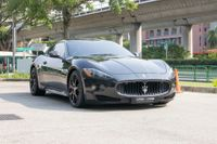 Certified Pre-Owned Maserati GranTurismo Cambiocorsa | Cars and Coffee Singapore
