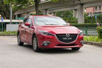 Certified Pre-Owned Mazda 3 1.5A | Cars and Coffee Singapore