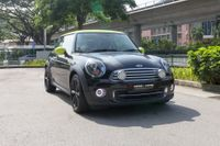 Certified Pre-Owned MINI Cooper 1.6A | Cars and Coffee Singapore