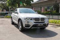 Certified Pre-Owned BMW X4 xDrive20i | Cars and Coffee Singapore
