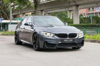 Certified Pre-Owned BMW M3 | Cars and Coffee Singapore