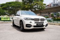 Certified Pre-Owned BMW X5 M50d | Cars and Coffee Singapore
