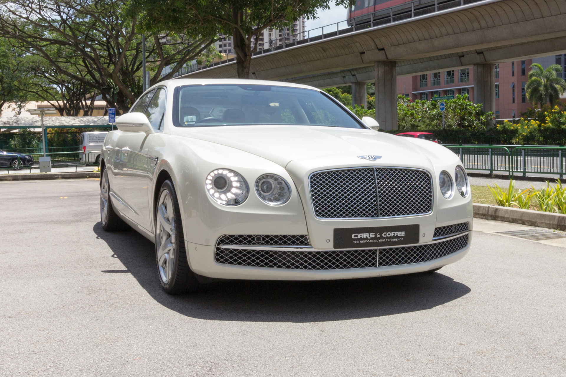 Certified Pre-Owned Bentley Continental Flying Spur 6.0A | Cars and Coffee Singapore