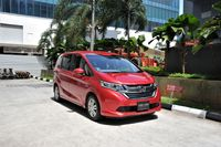 Certified Pre-Owned Honda Freed Hybrid 1.5A G | Cars and Coffee Singapore